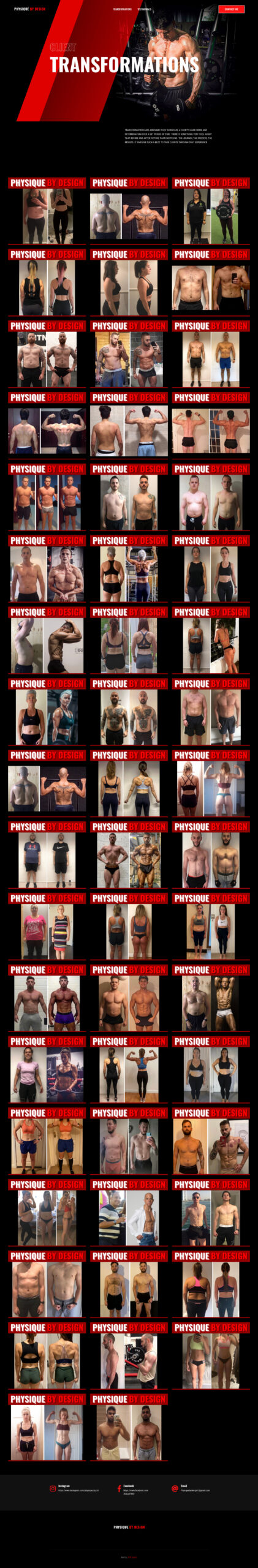 Physique By Design
