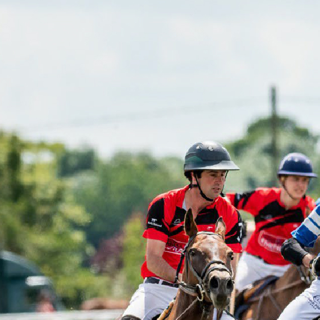 Dallas Burston Polo Club
